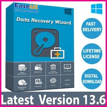 Восстановление данных EaseUS Pro 13✔️Неограниченный ПК✔️ 100% гарантия