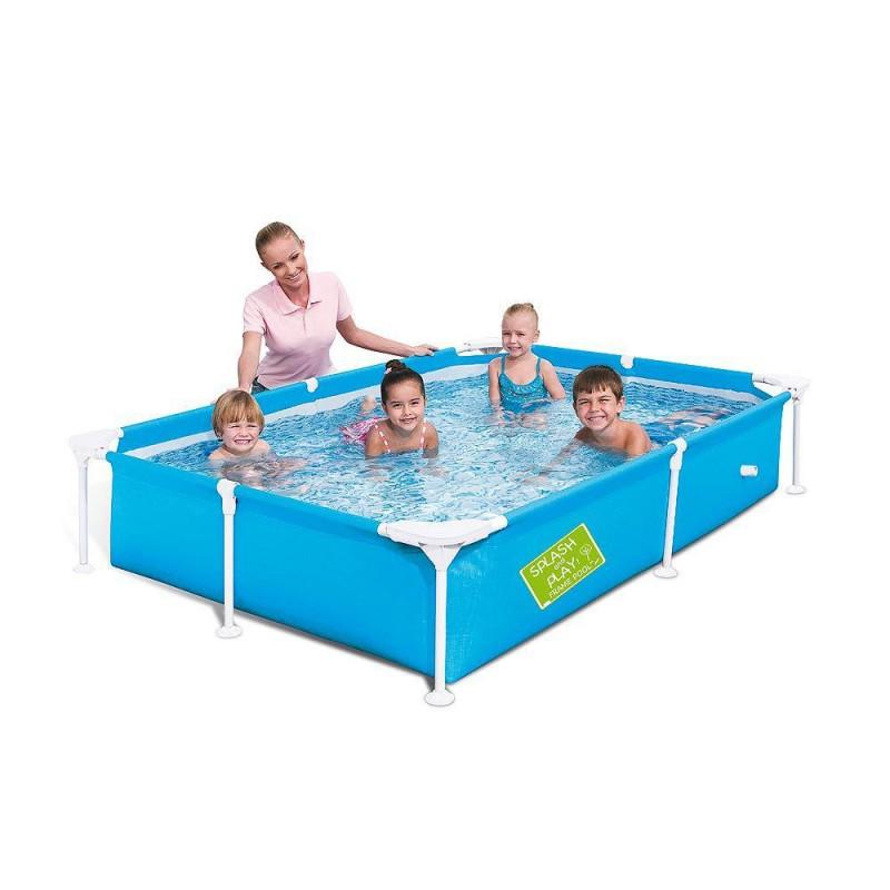Children 'S Pool Rectangle 221x150x43 Cm.