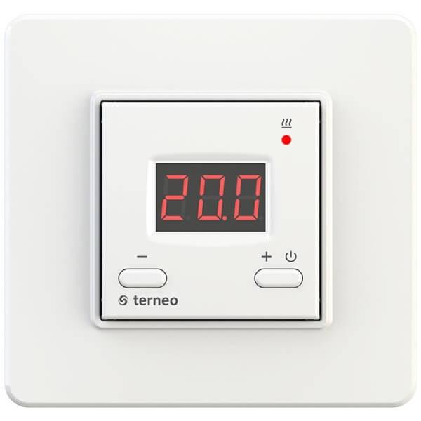 Терморегулятор TERNEO VT (16 А, 3 кВт)|Умная система управления температурой|   | АлиЭкспресс