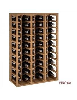 Botellero vinoteca para 60 botellas недорого