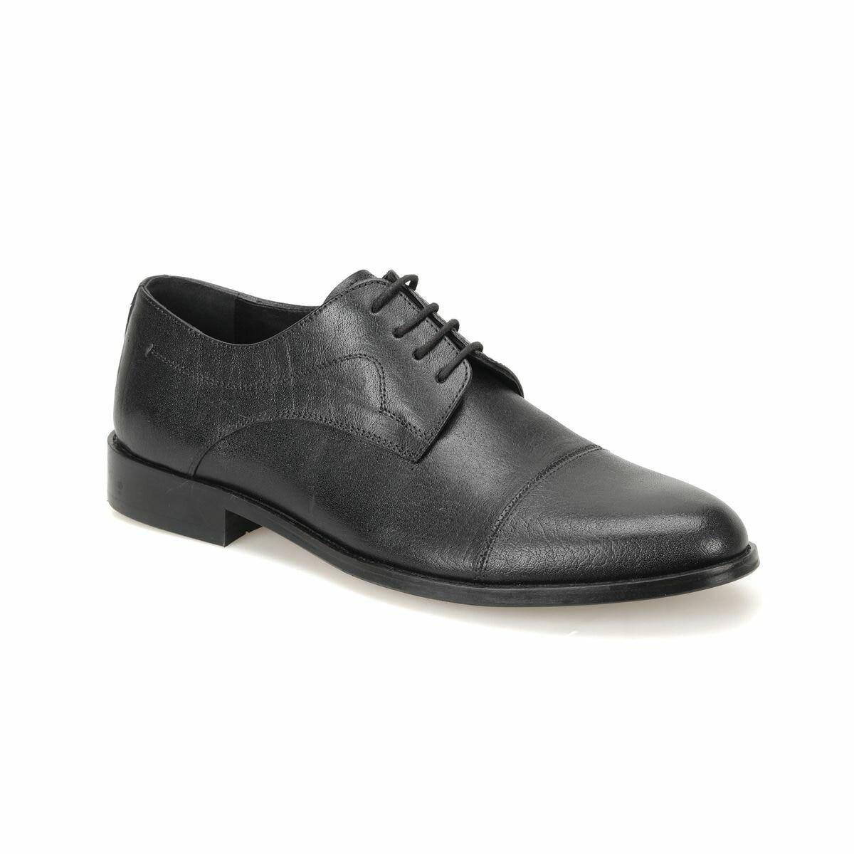 FLO 3607 Black Men 'S Classic Shoes Garamond