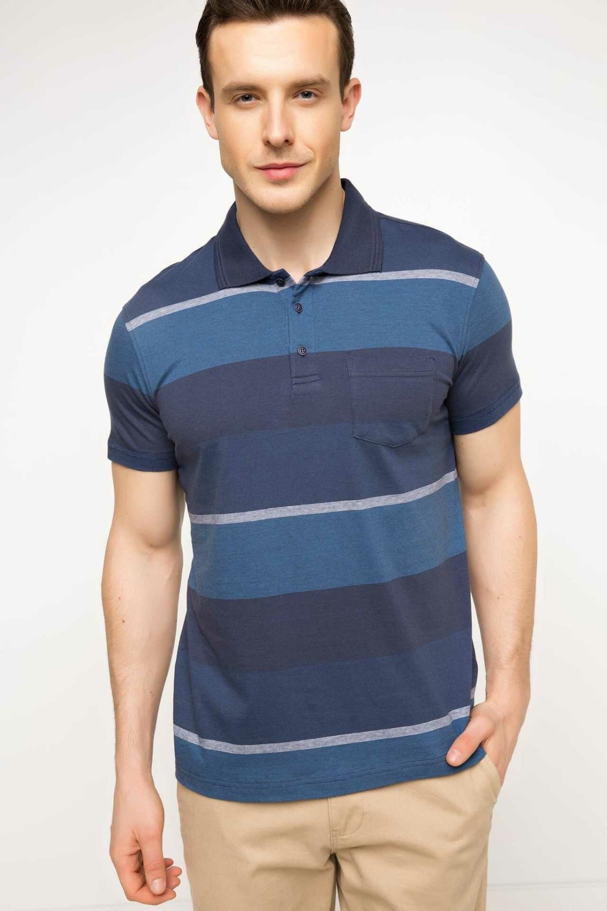 DeFacto Man   Polo   Shirt-G9136AZ17SM