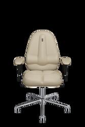 Ergonomiczny fotel firmy Kulik System CLASSIC w Krzesła biurowe od Meble na