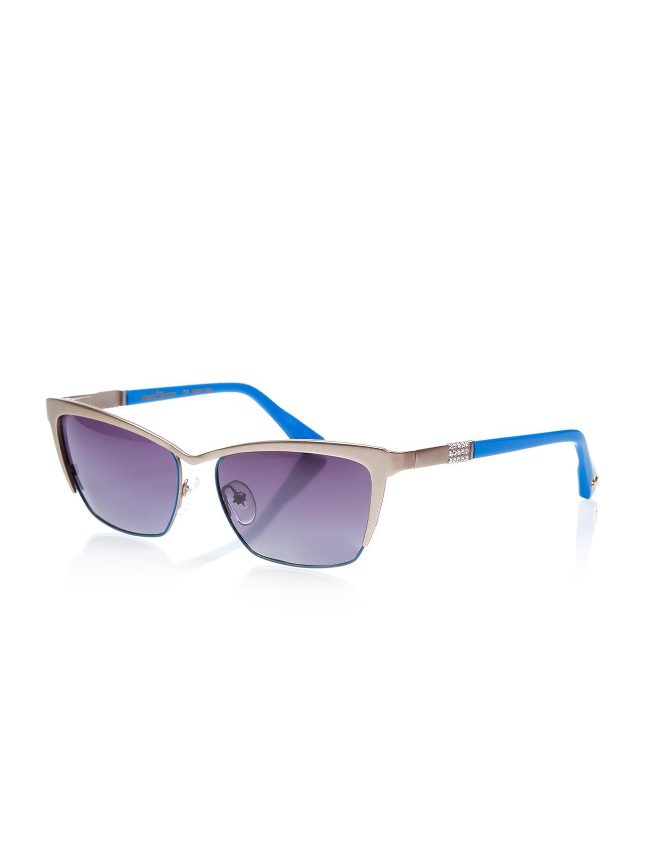 Women's sunglasses cp 186 02 metal blue unspecified 54-cesare paciotti