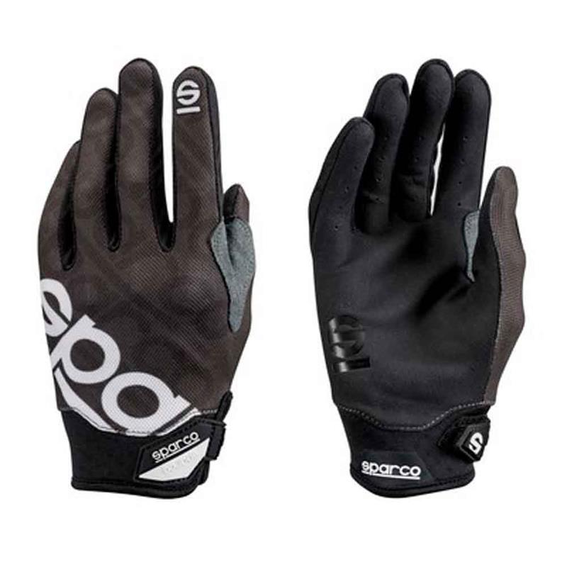 Gloves Mecca 3 Sparco TG. Black XL