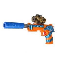 Pistola con asas hidrogel, plástico, polímero,