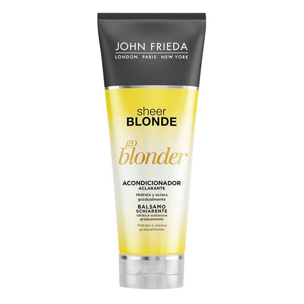 Colour Protecting Conditioner Sheer Blonde John Frieda (250 Ml)