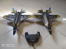 Very good plane, simple, manageable, maneuverable and very funny, my 6 year old son and I