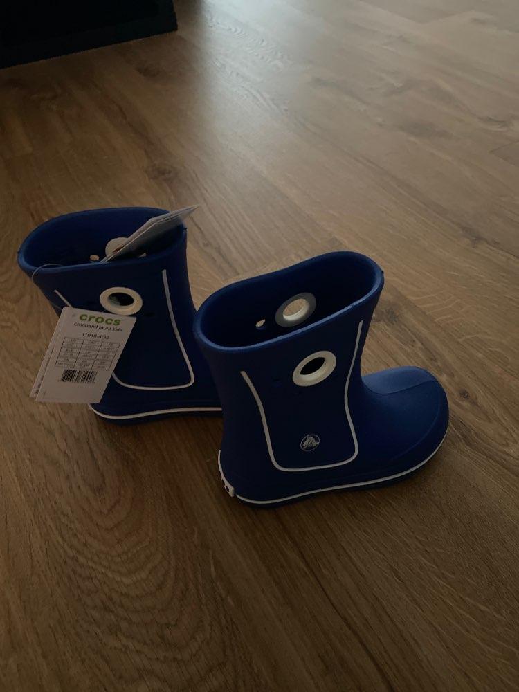 CROCS Crocband Jaunt Kids KIDS for boys/for girls, children, kids TmallFS shoes rain boots for children Boots    - AliExpress