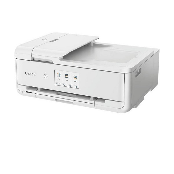 Multifunction Printer Canon Pixma TS9551 15 IPM WIFI White