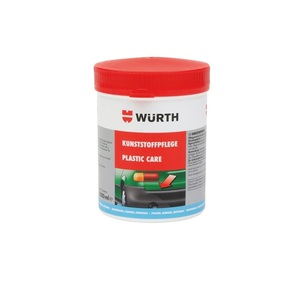 Image 1 - WÜRTH EXTERIOR PLASTIC AND BUMPER POLISH 1000 ML   ORIGINAL PRODUCT   FAST SHIPPING    EXP DATE 07/22