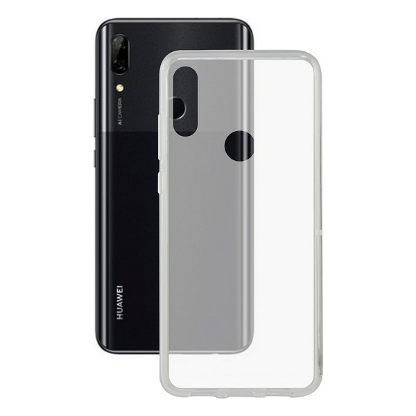 Mobile cover Huawei P Smart Z Contact Flex TPU Transparent - title=