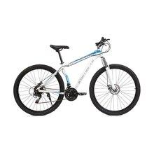 Велосипед горный велосипед 29 дюймов Shimano change-K570 белый/синий