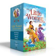 The Little Women Collection :Little Women; Good Wives; Little Men; Jo's Boys Childhood gift Children Reading Book, activity book