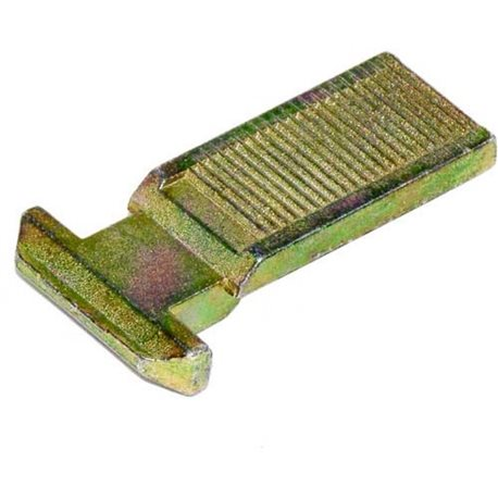 STRIKE CARP. MET. 36X20MM MICEL ZAMAK BICROMAT. 6818-05