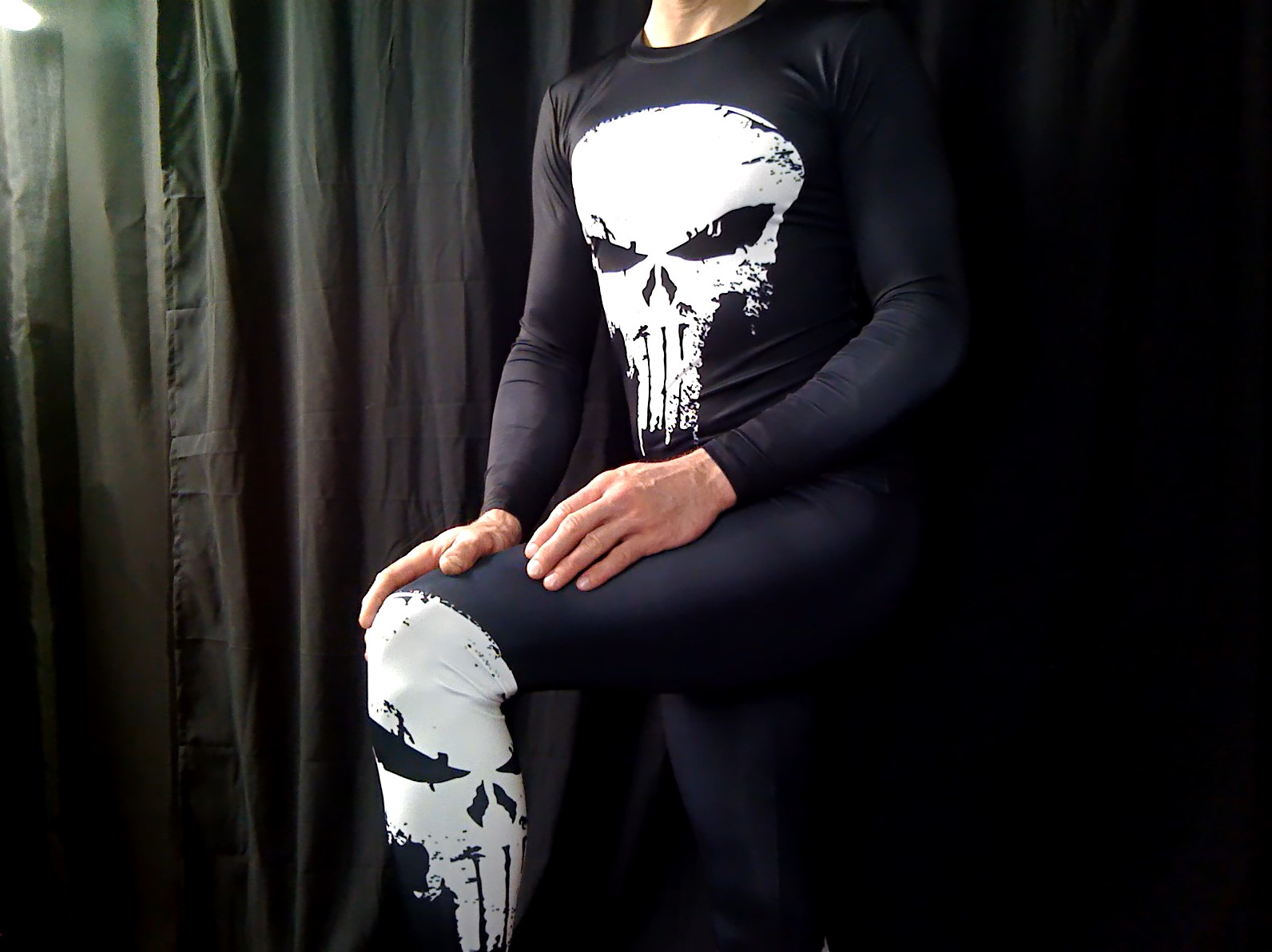 Superheroes 3D Printed Fitness Clothing Sets photo review