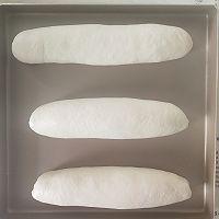 #安佳食力召集,力挺新一年#芋泥肉松面包的做法图解11