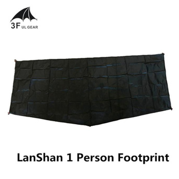 3F UL GEAR LanShan 1 Tent footprint groundsheet original silnylon ground cloth 210*95cm 1