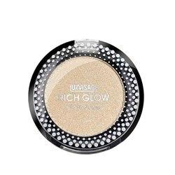Sombras compactas para párpados luxvisage brillo rico 2G brillo metálico paleta de sombras para ojos larga duración resistente al agua brillo suave maquillaje cosmético Maquillajes