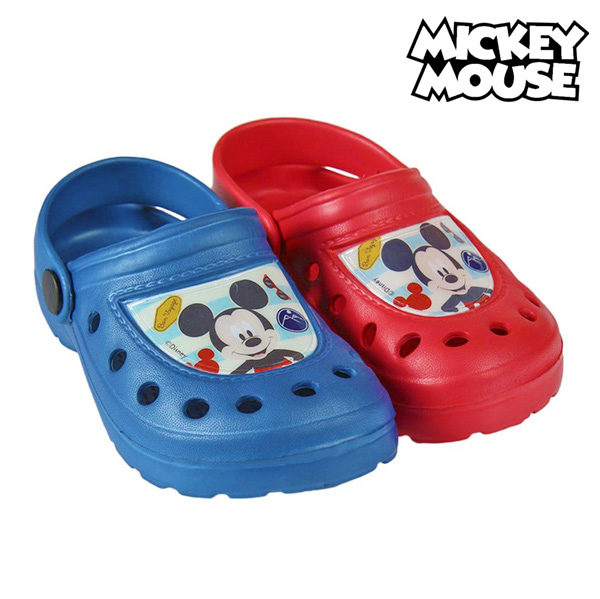 Mickey Beach Clogs
