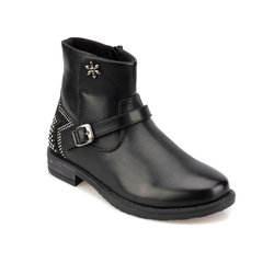 FLO 92.511817.F Black Female Child Boots Polaris
