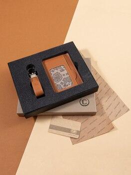 Leather Collection / Обложка для документов из кожи/ Обложка для автодокументов/ Обложка для водительских прав/Брелок