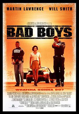 绝地战警 Bad Boys