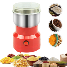 EU/US/UK plug 300ML Household electric multifunctional grinder for coffee,Beans Spices,Grains Coffee grinder