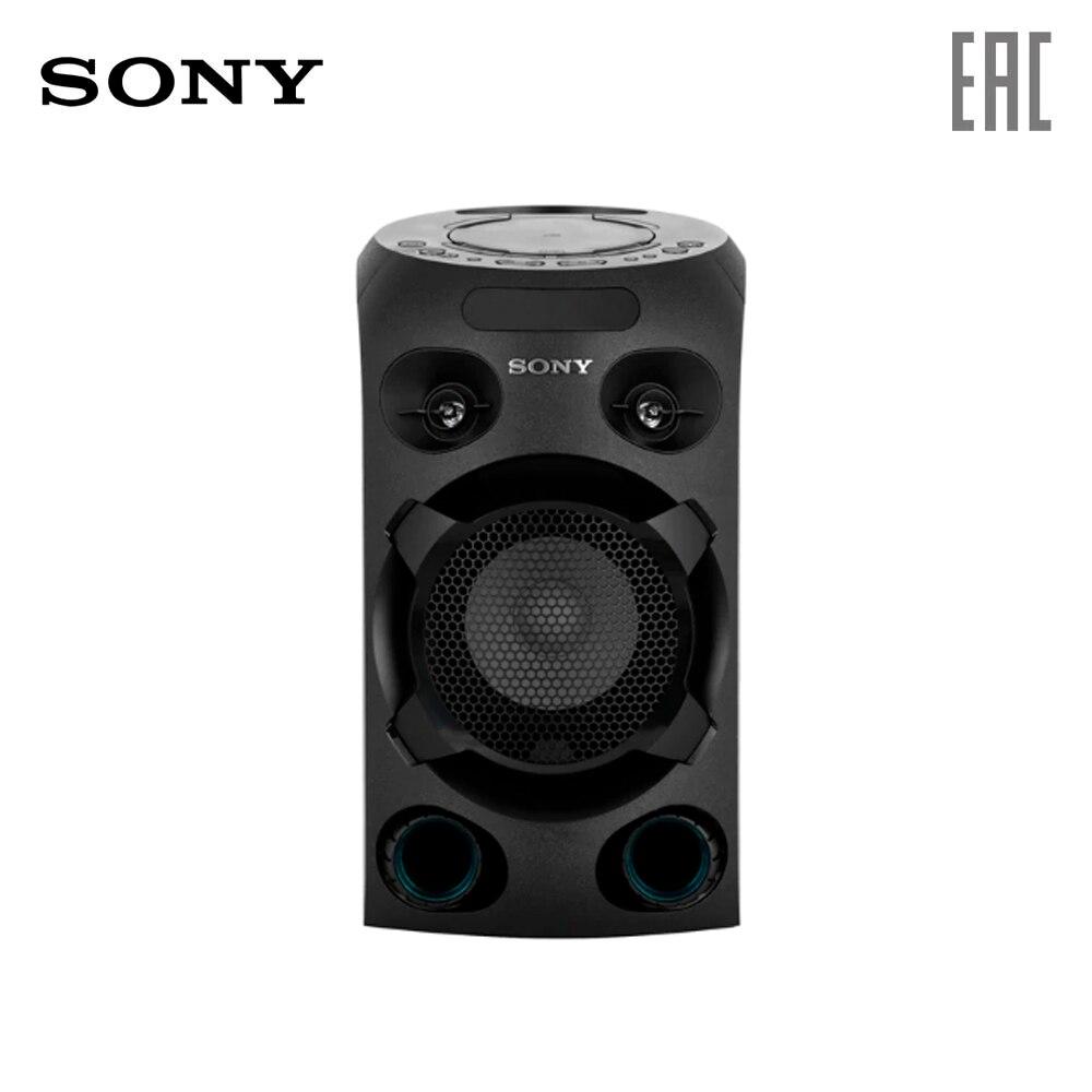 Audio System Sony Mhc-v02