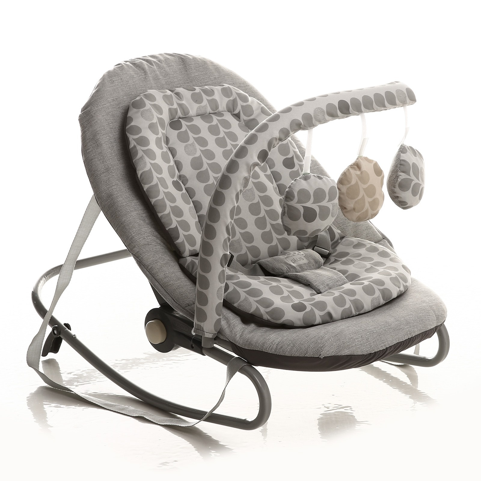 Ebebek Baby Plus Lounge Baby Bouncer Chair With Toys