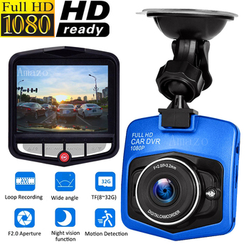 Dash cam Full HD 1080P Car Video Recorder Dash Camera DVR Mini Night Vision Video Registrator  G-sensor WDR Dash Cam 1
