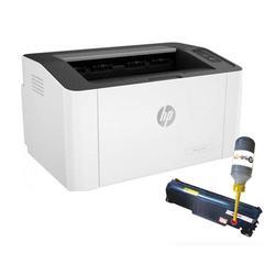Drukarka laserowa HP 107A i Toner wielokrotnego napełniania