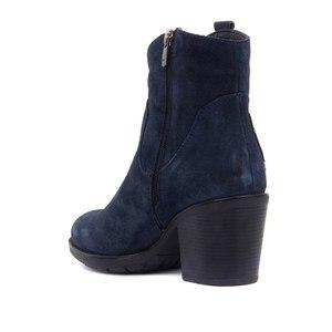 Image 4 - Sail Lakers Denim Blue Women S Suede Boots