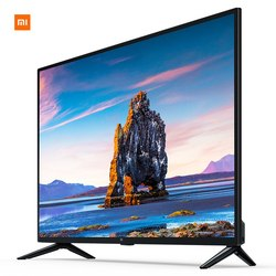 TV Xiaomi Mi TV Android LED light Smart TV 4S 32 inch | Custo Xiaomi Zed Russian language | gift wall Mounted кронш 2