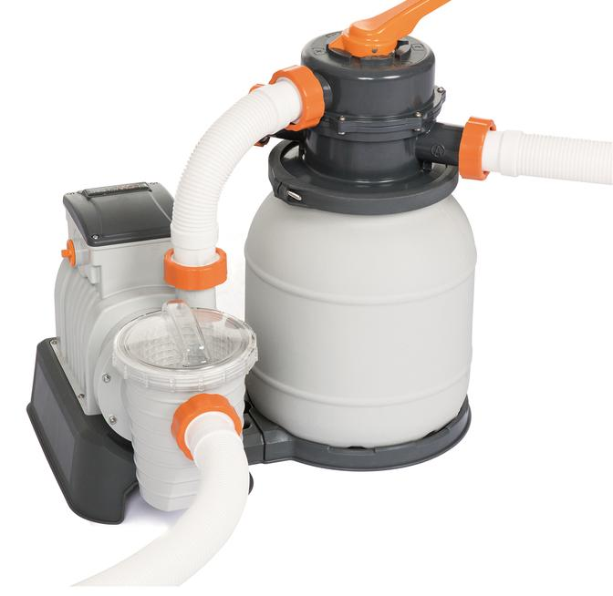 Sand Filter Pump 220 In (1500gal) 5678 Liter/hour Part No 58497