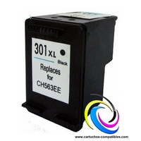 HP N ° 301 XL black 1000 1010 1050 1055 1510 1512 1513 1514 2000 2050 2054A 2510 2511 2512 2514 2540 2541 2542 2543 2544 2545|Ink Cartridges| |  -