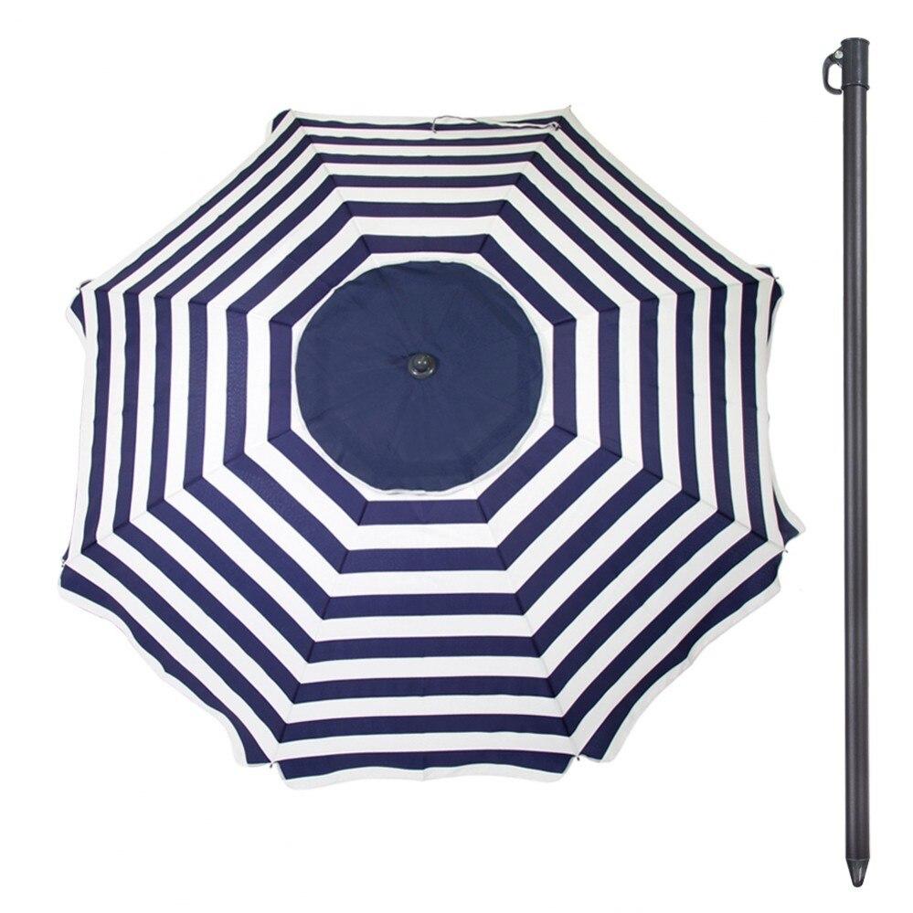 Praia guarda-chuva d200 cm proteção uv30 aktive praia