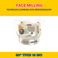 TK TPKN 16 003 ISO FACE MILLING EM90 80X5 032 TPKN16