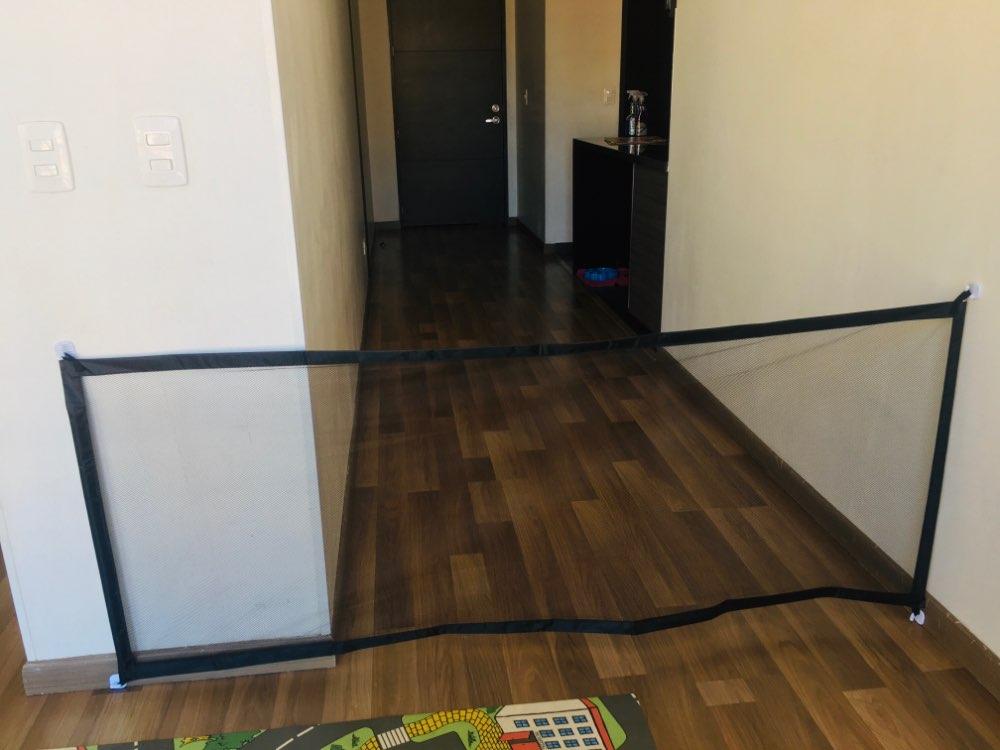 Magic Pet Dog Gate photo review