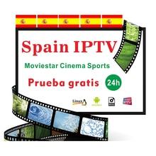 Испания IP tv подписка Премиум 1 год full HD Испания местный live VOD IP tv espa a M3u smart tv бесплатный тест