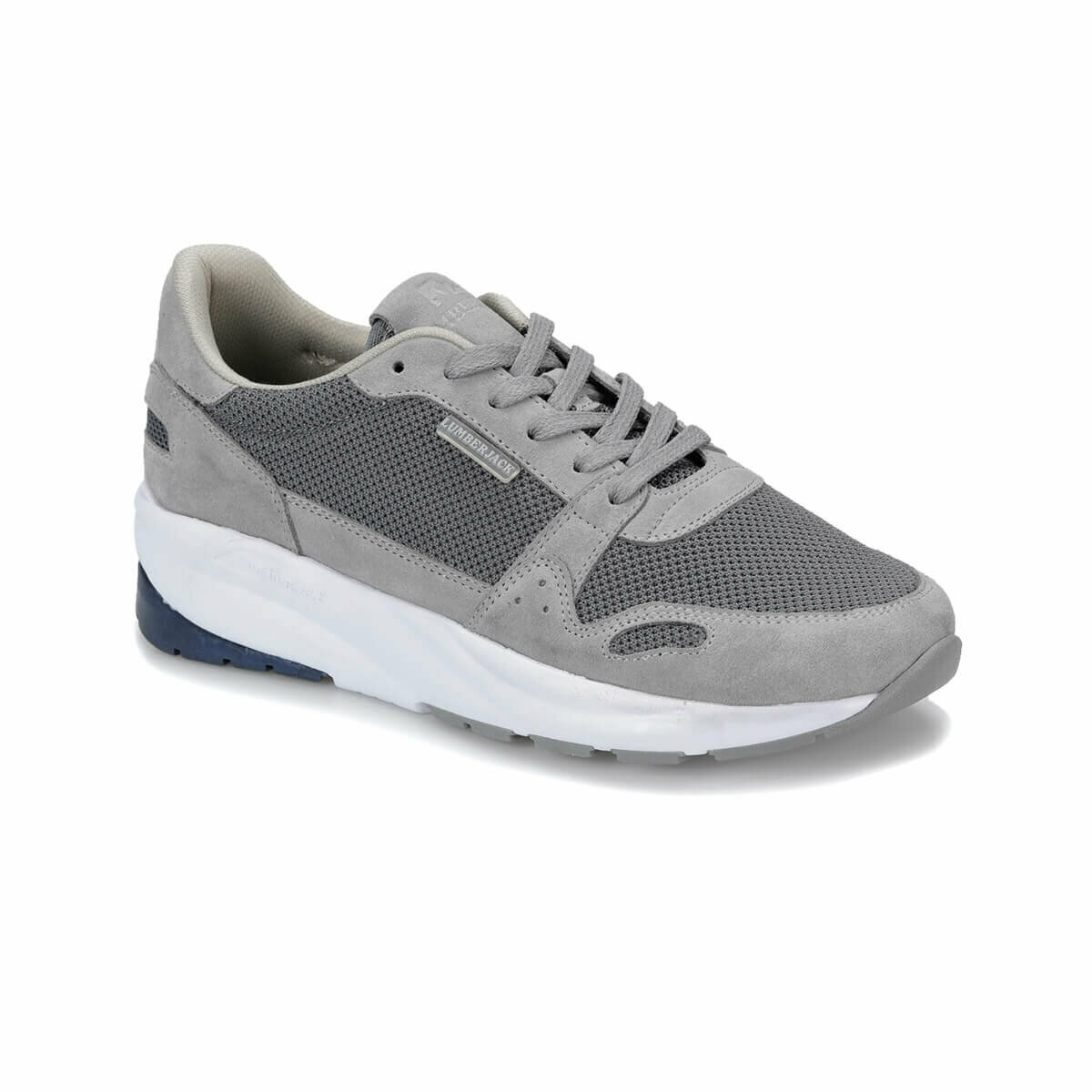 FLO GILBERT Gray Men 'S Sneaker Shoes LUMBERJACK