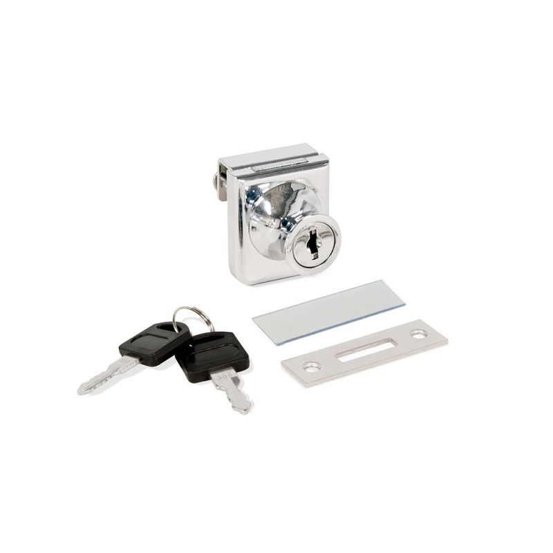 Lock Bulb Emuca For To Glass Door