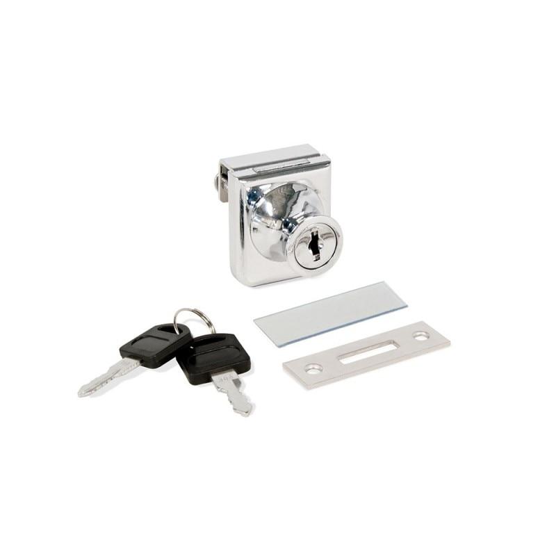 Lock Bulb Emuca For To Glass Door