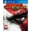 God of War 3: Remastered ps4-турецчи меню