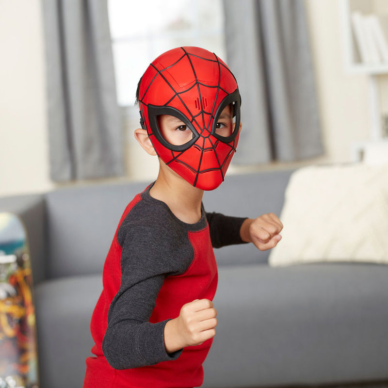 Mascara Electronic Spiderman Marvel