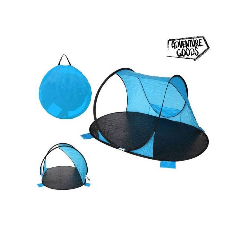 Windbreakers Adventure Goods 25373 (220x145x110 Cm) Blue Black