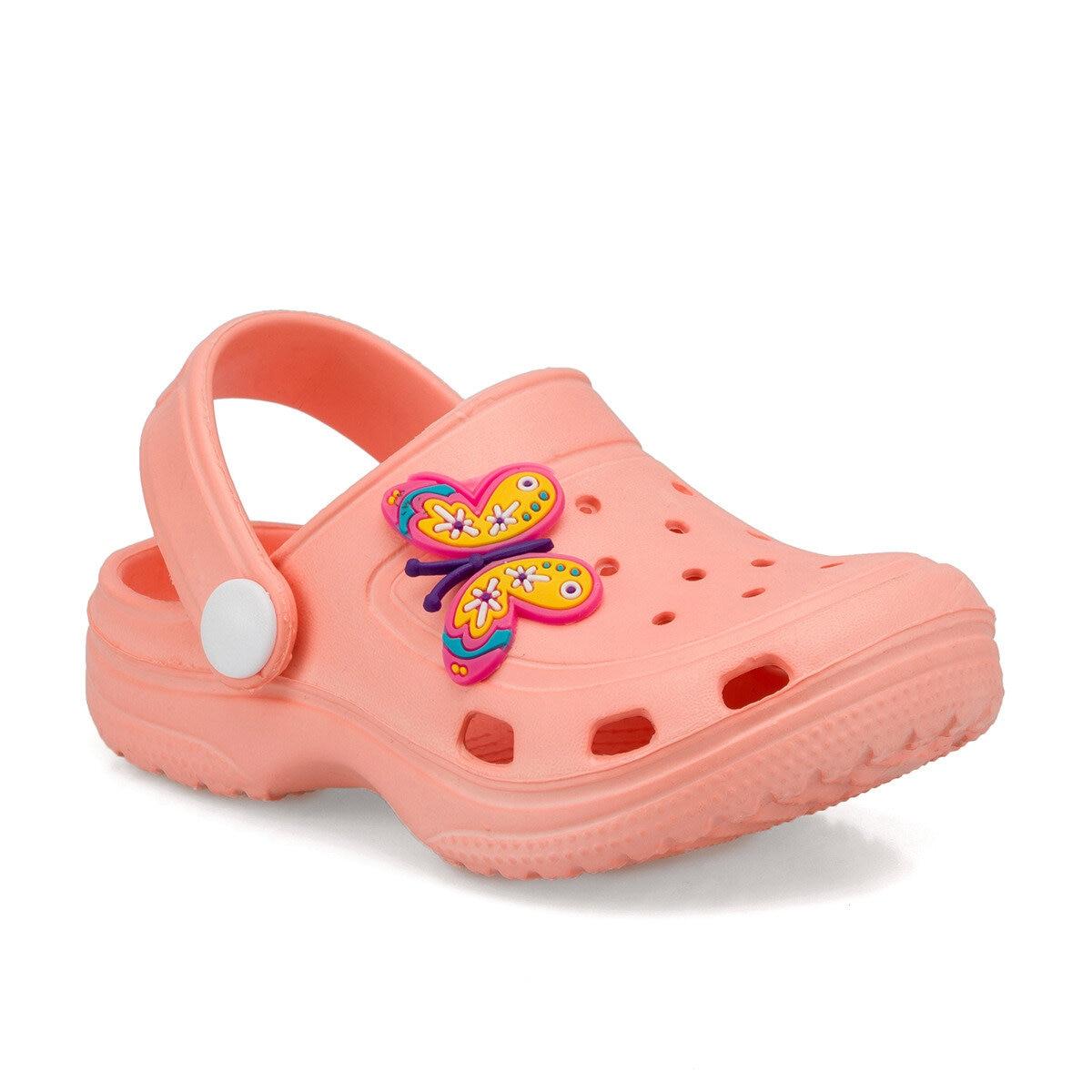 FLO Frog Coral Female Child Sea Shoes KINETIX