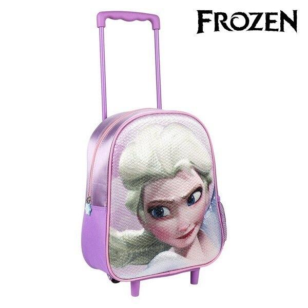 School Rucksack With Wheels Frozen 77000