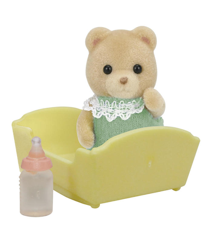 Baby Brown Bear Sylvanian Families Toy Store