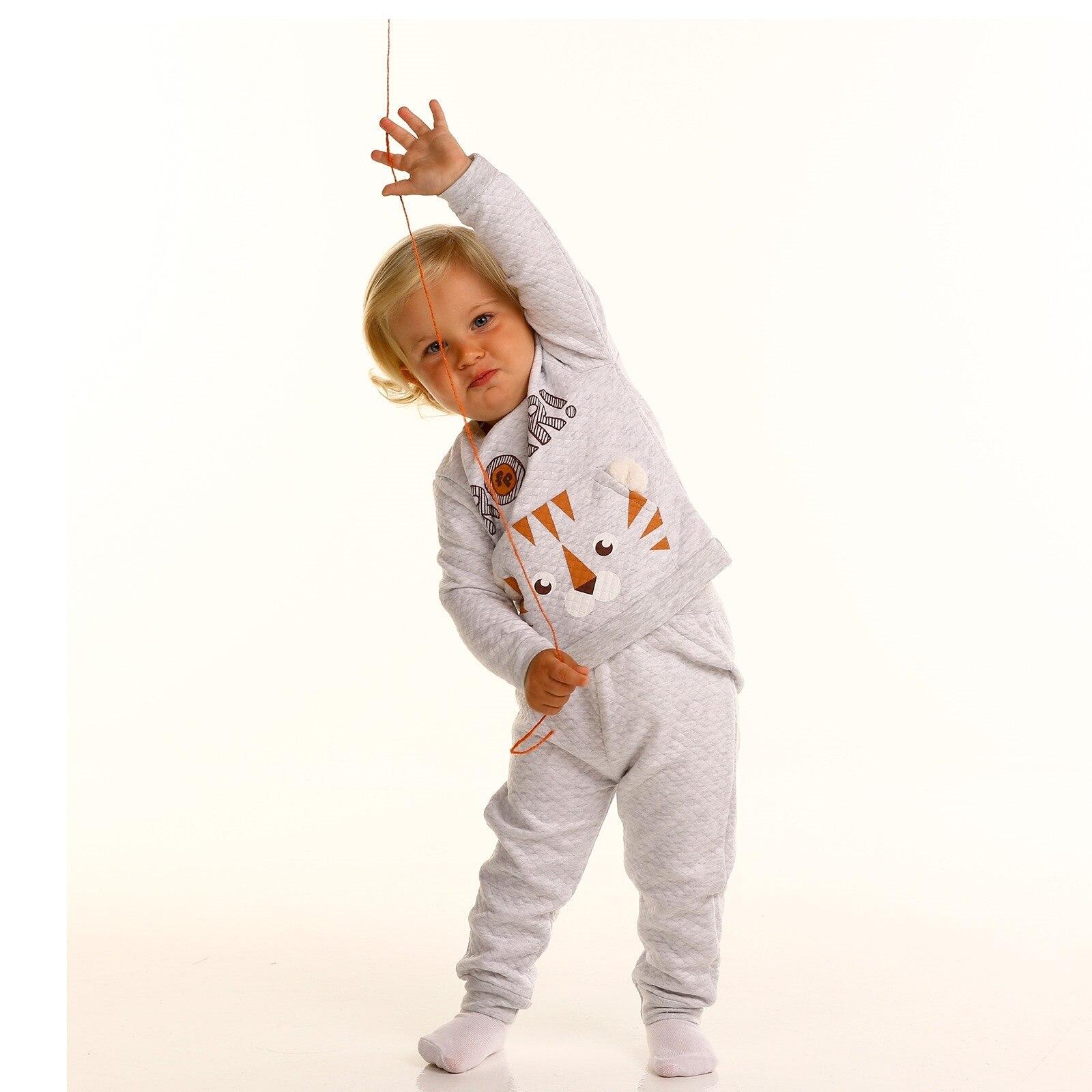 Ebebek Fisher Price Little Roar Baby Boy Tracksuit Set